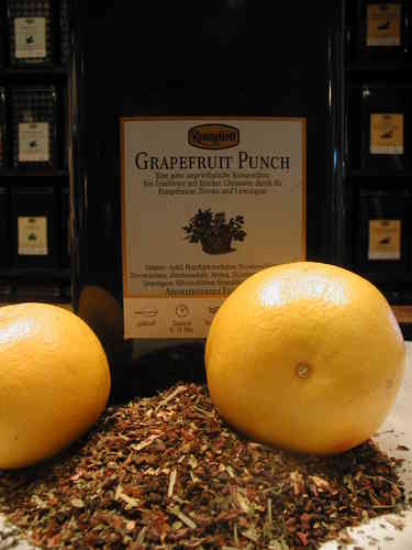 Grapefruit Punch   Ronnefeldt