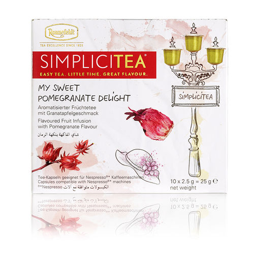 Simplicitea My Sweet Pomegranate Ronnefeldt