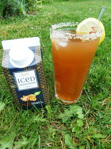 Iced Selection BIO Ginger & Lime Ronnefeldt